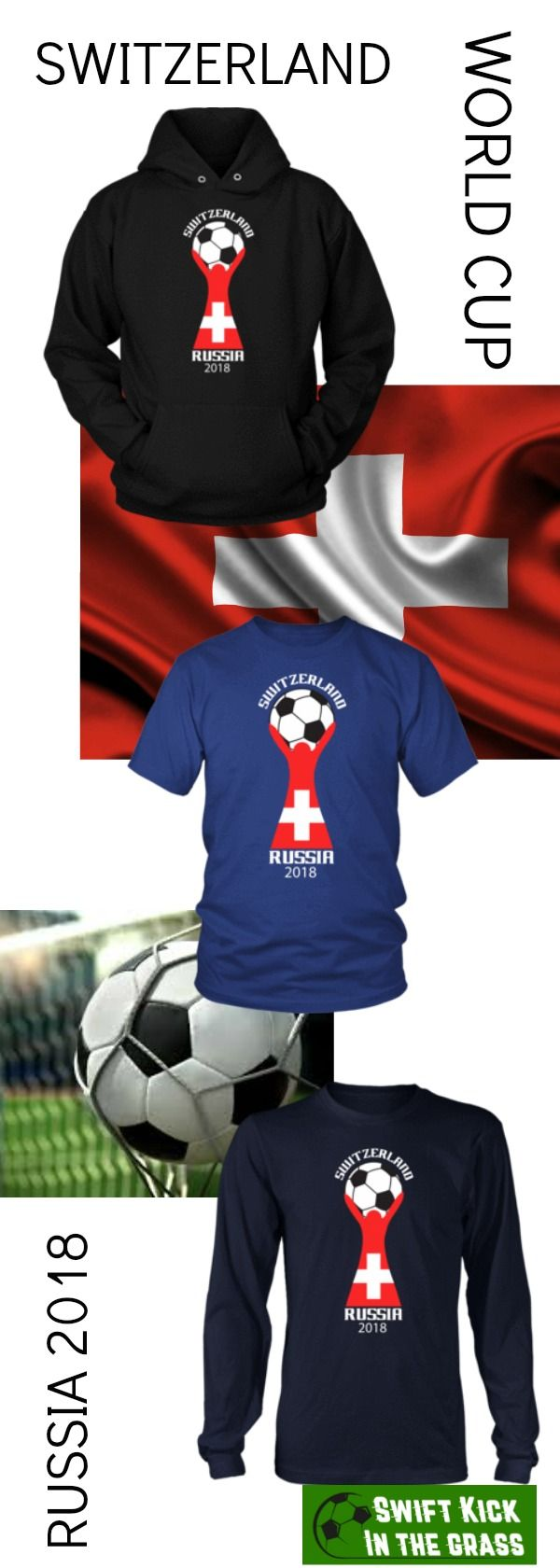 FIFA World Cup Switzerland National Team Soccer Victory in 2018 Russia WC. Men's and Women's. Rep your team in style. #Football #Sports #Futbol #Worldcup #Russia #Russia2018 #Livescore #FIFA #MLS #Goals #Goal #Soccer #Magista #Footballtwo #Golazos #Bundesliga #Fussball #Lovefootball #Footballgame #Footballseason #Footballplayer #Footballer #Soccer #Soccergame #Soccerball #Soccerlife #Soccerplayer #Soccerislife #Soccerteam #Sports #Futbol #Footy #Footballtime #Footballmatch #Footballers…