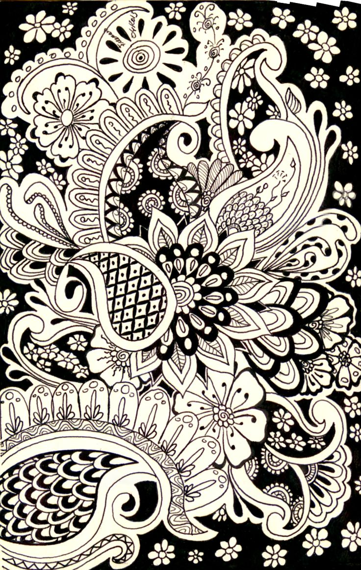 17 best images about zentangle designs and patterns on