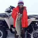 #icefishing #laketrout #fishinglures The greatest joy a Fisherman can have is…