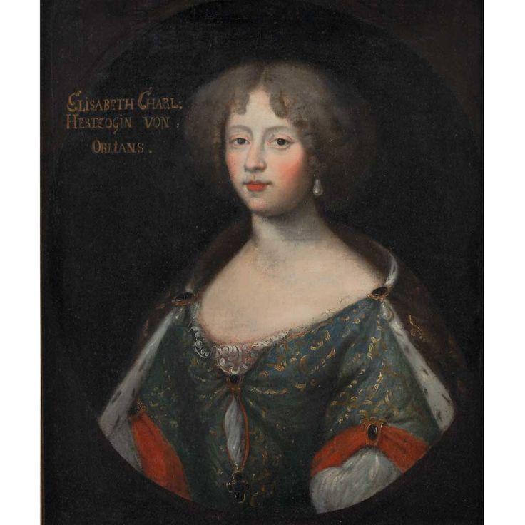 Elisabeth-Charlotte du Palatinat d'Orleans, Madame (1652 ...