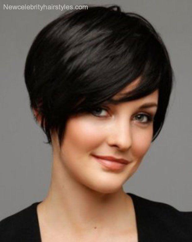 Womens Short Hair Back View