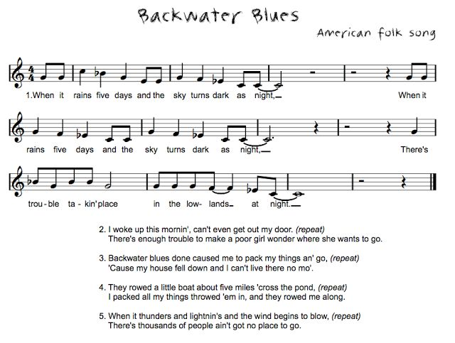 How to Write a Blues Song