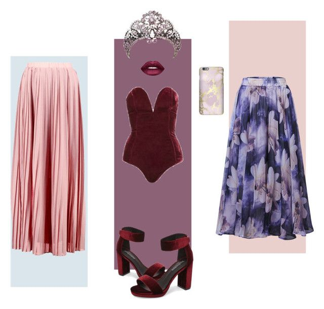Velvet Queen by gabri-ella on Polyvore