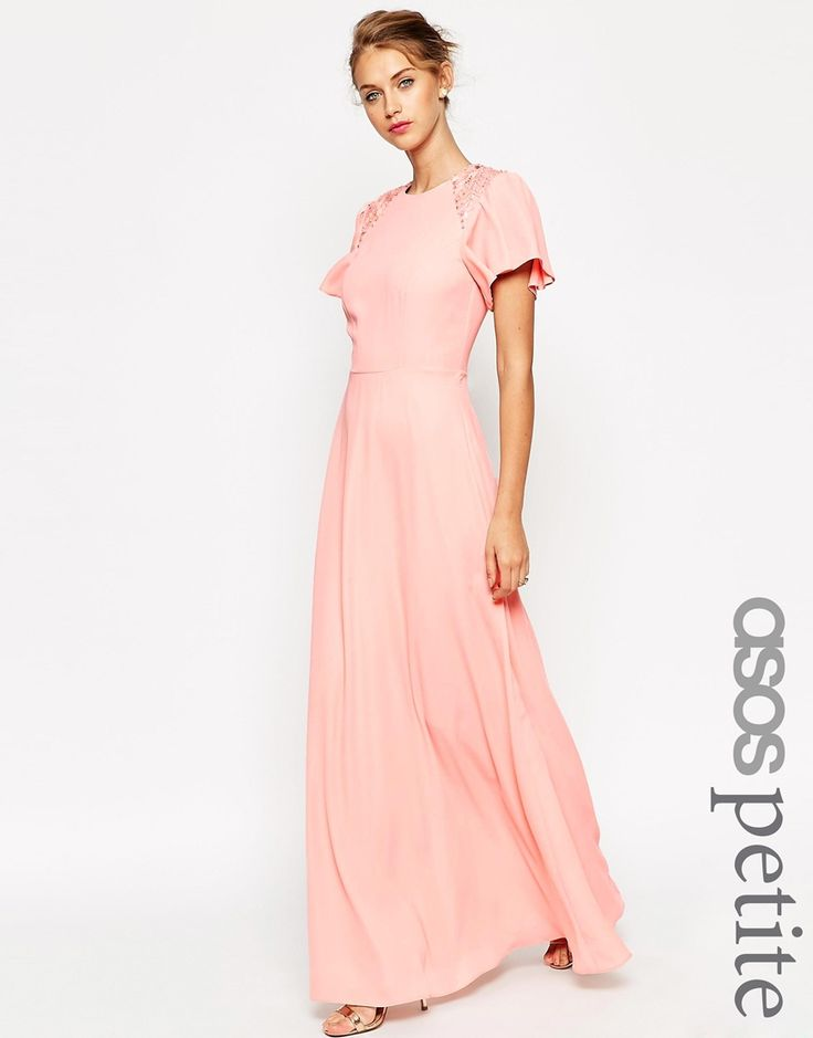 Petite Maxi Dresses For Weddings