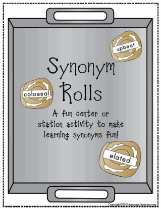 synonyms rolls, along with geometry printouts and others | teacher ...