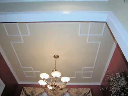 Things are Lookin' Up – Ceiling Trim | A Storied Style | A design blog - Best 25+ Ceiling Trim Ideas Only On Pinterest Crown Molding