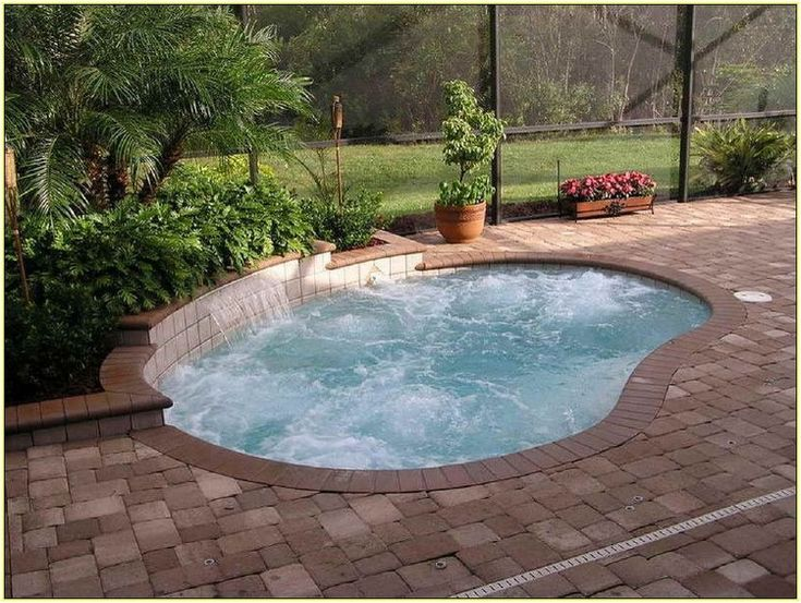 40 cozy and simple pool for your home small inground