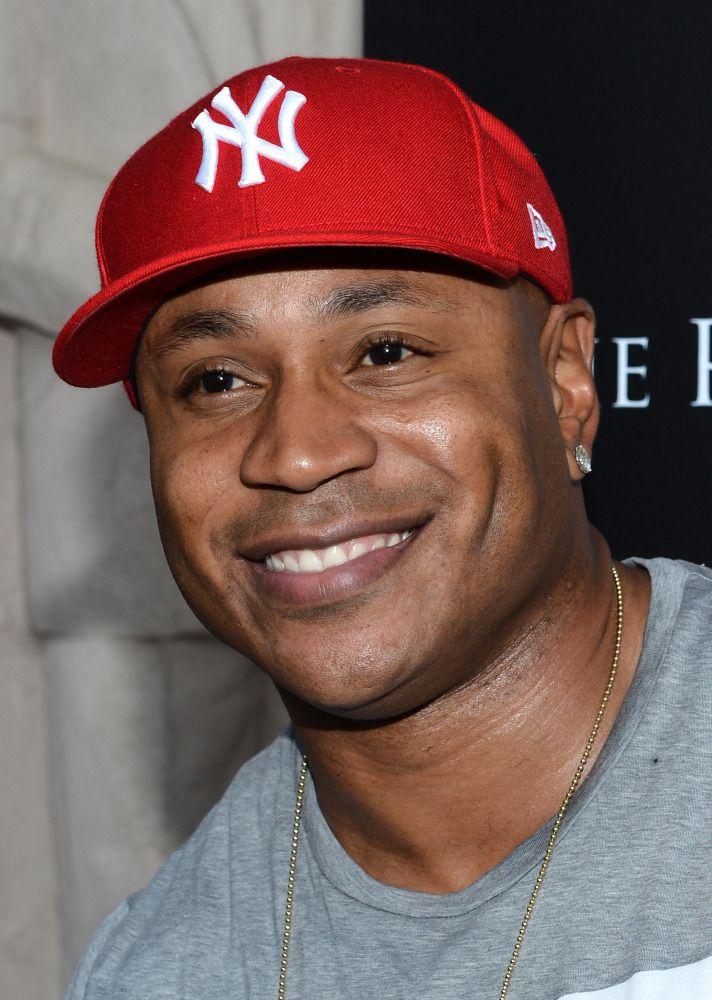 LL Cool J (Just watched his Vh1 Behind The Music) He's a nice guy. I like that his wife is petite, because I am too. ;)