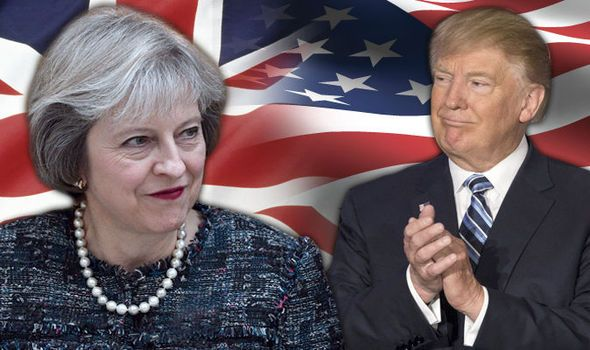 Trump boost for our EU exit: We will get better deal with new US President as key ally