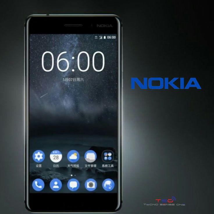 El regreso de un grande con Android  el Nokia 6       Pasó el tiempo y llego el día de conocer el primer dispositivo de Nokia y HMD Globa...