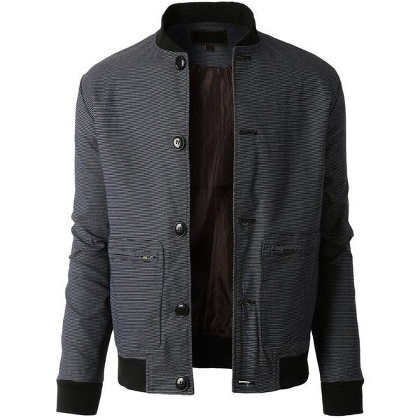 LE3NO Mens Lightweight Slim Fit Windbreaker Bomber Jacket ($35) ❤ liked on Polyvore featuring men's fashion, men's clothing, men's outerwear, men's jackets, mens slim fit jacket, mens light weight jackets, mens flight jacket, mens lightweight jacket and mens slim fit outerwear