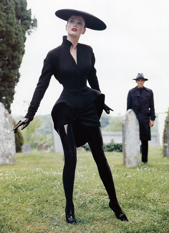 Thierry Mugler Fashion Vintage