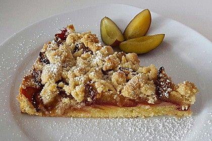 Hildes Zwetschgenkuchen mit Zimtstreuseln, ein schönes Rezept aus der Kategorie Frucht. Bewertungen: 776. Durchschnitt: Ø 4,6.
