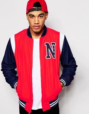 Nike Varsity Jacket - that should be mine!