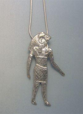 talismanes amuletos y símbolos | Horus Egipto dios halcón