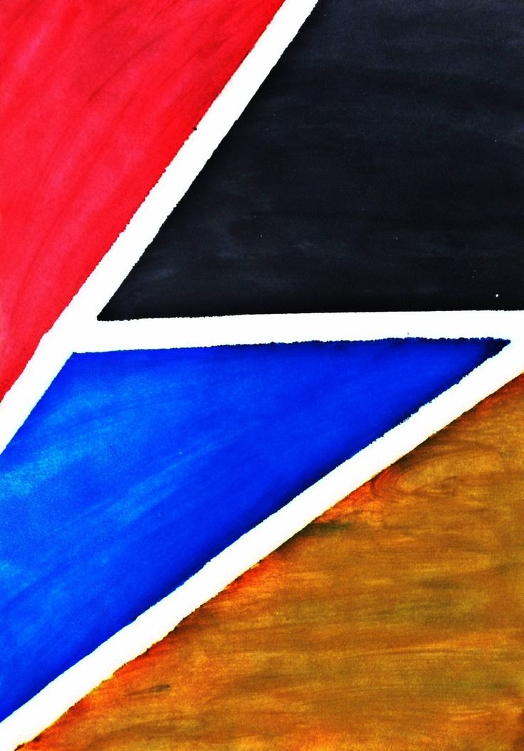 Buy Right Angle, a Oil on Paper by Aisyah Ghina from Indonesia. It portrays: Abstract, relevant to: red, black, blue, yellow, abstract expressionism, expressionism, abstract, minimalism, modern This painting represents right angle is essential in every aspect of life. You can get a perfect thing if you can see something in a right angle