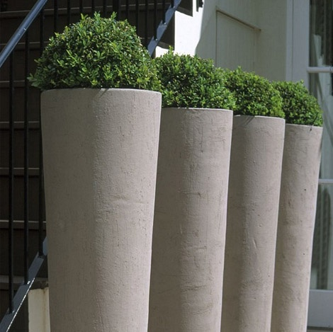 Atelier Vierkant modern planters