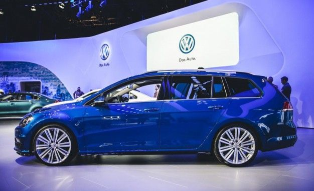 2017 VW Golf SportWagen 4MOTION Offers AWD Without