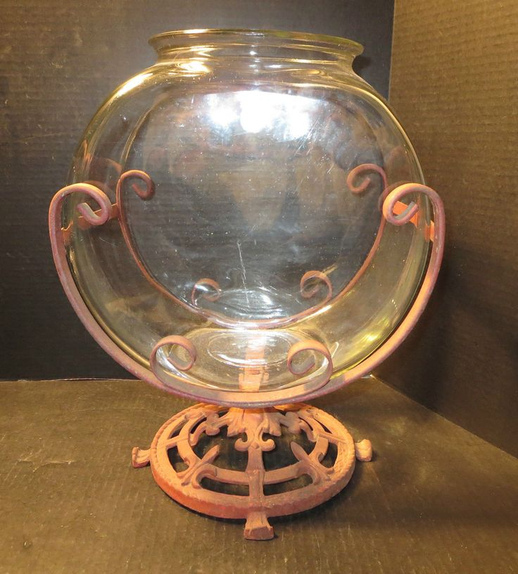 Decorated Fishing Urn 40 Best Antique Fish Bowls And Their Beautiful Stands Images On