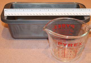 loaf pan sizes