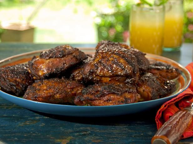 Chicken grilling recipes bobby flay