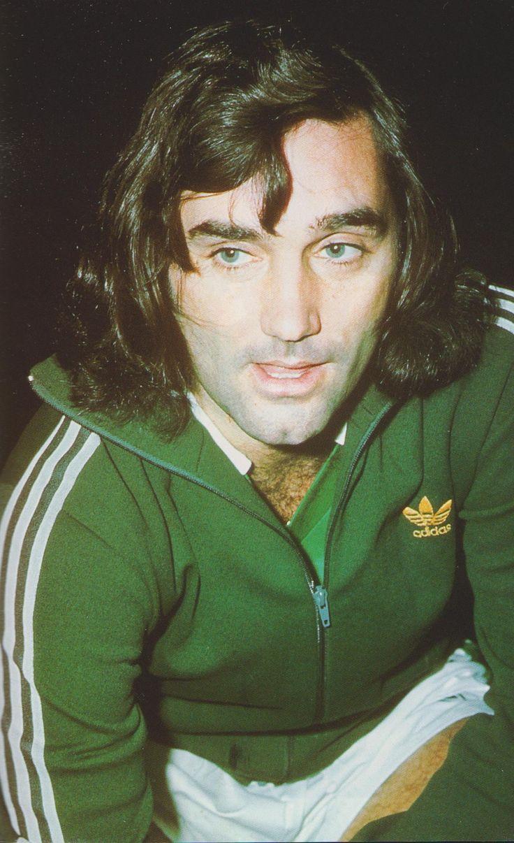 George Best Northern Ireland 1977