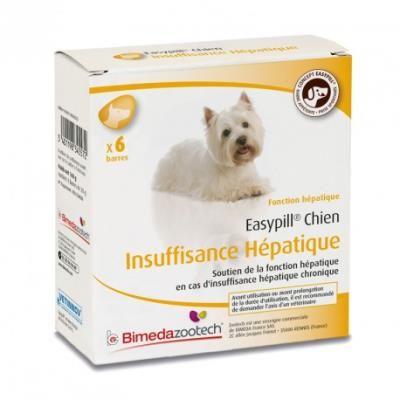 Animalerie  Easypill insuffisance hépatique pour chien