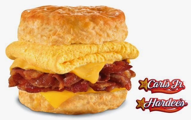 Carl's Jr. & Hardee's Restaurant: BOGO FREE Mile High Bacon, Egg & Cheese Biscuit Sandwich Coupon! Read more at http://www.stewardofsavings.com/2015/05/carls-jr-hardees-restaurant-bogo-free.html#arZkKQWSiyRTvTSy.99