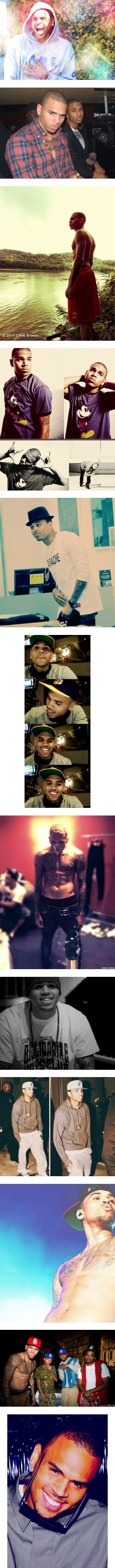 """Chris Brown !"" by shannabanana2014 ❤ liked on Polyvore"