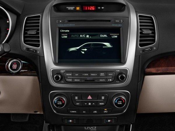 2015 Kia Sorento Temperature Controls 600x450 2015 Kia Sorento Reviews