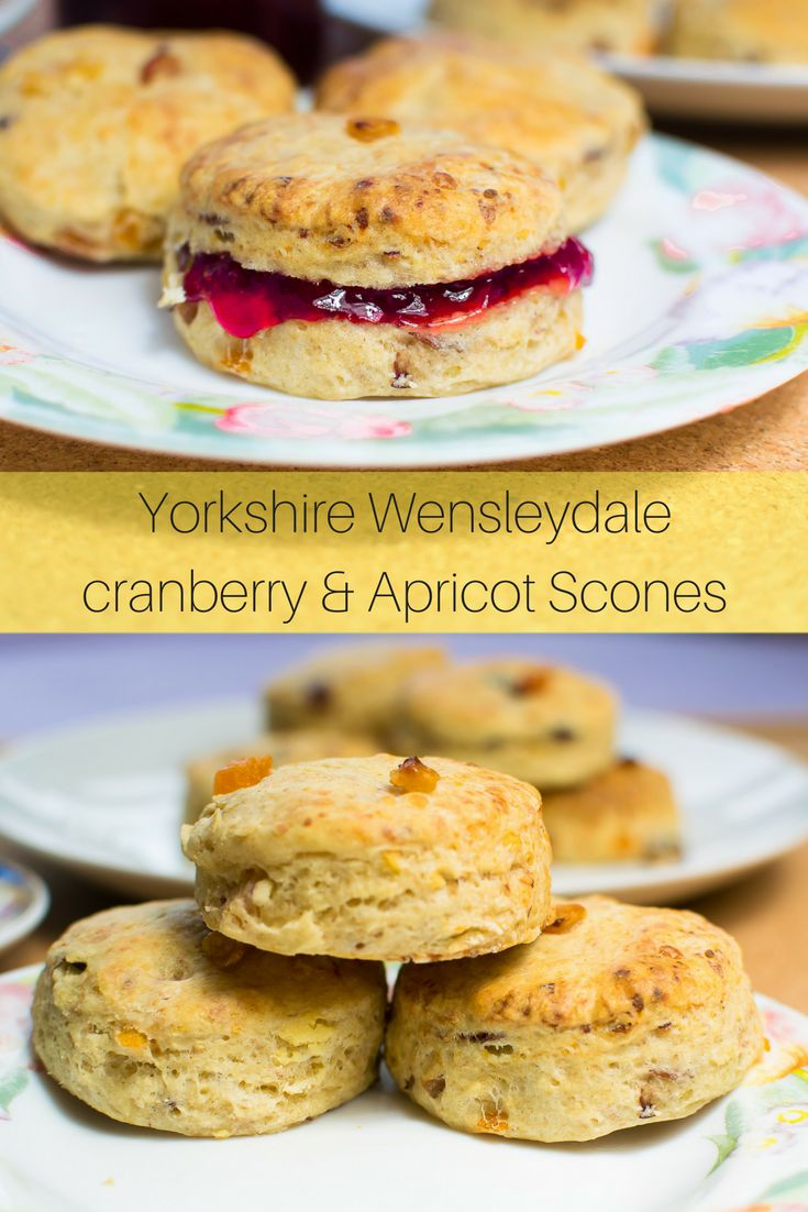 Yorkshire Wensleydale cranberry scones Light and airy delicious scones with real Yorkshire Wensleydale cheese