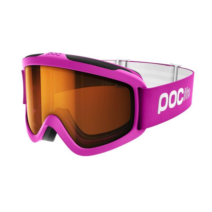 POC - POCITO IRIS - GOGLE POC POCITO IRIS FLUORESCENT PINK - Adventure Sports