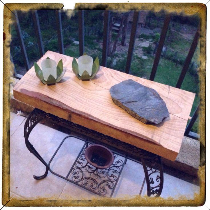 Mesa para aperitivos