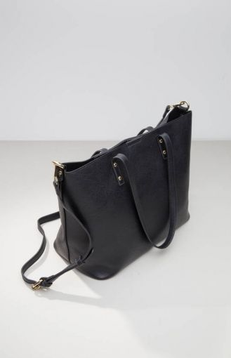 Goldie Bag - Black [Follow us: @Peppermayo for more cuteness and daily fashion inspo.]