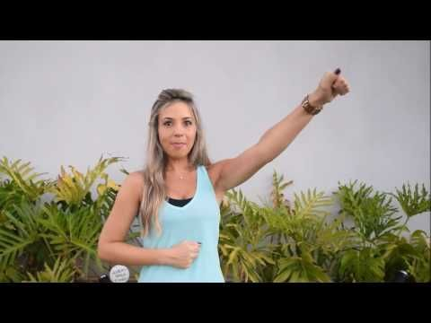 Emagrecer com exercicios para os braços - YouTube