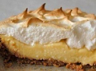 Graham Cracker Cream Pie Recipe   Just A Pinch Recipes