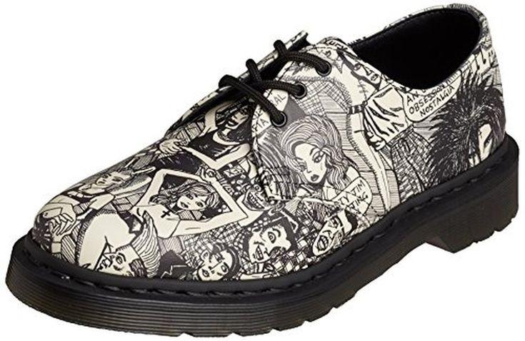 Dr. Martens 1461 Softy T PARTYPEOPLE, Derbies à lacets femme #Ville #chaussures http://allurechaussure.com/dr-martens-1461-softy-t-partypeople-derbies-a-lacets-femme/