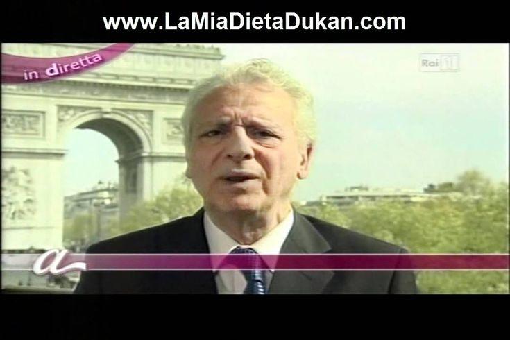 """Pierre Dukan a """"Le amiche del sabato"""" (14/04/2012)"""