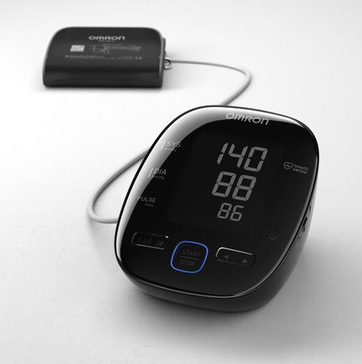 Product Design of Blood Pressure Monitors for Omron