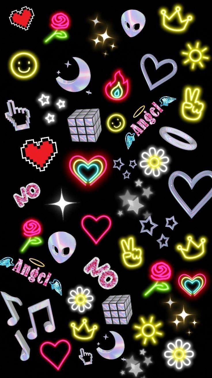 Pin by 👑QueenSociety👑 on Emoji Party Aesthetic iphone