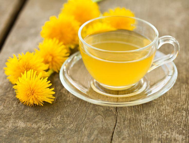 Acqua e limone al tarassaco: il nostro alleato detox per il fegato.