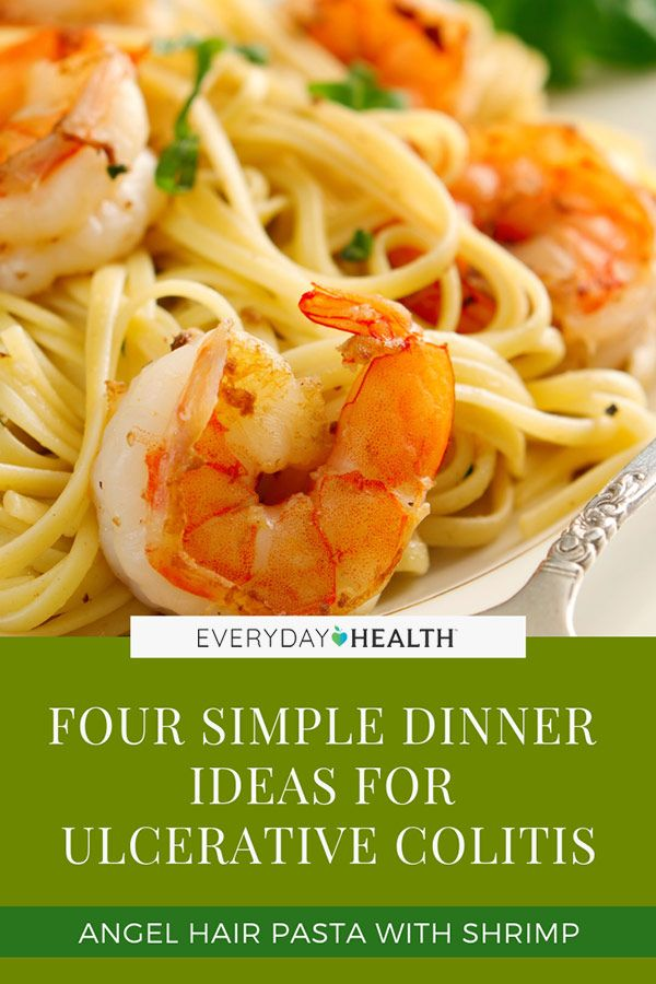 4 Simple Dinner Ideas for Ulcerative Colitis | Recipes to