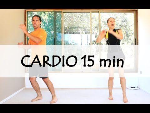 Cardio para quemar grasa | Entrenamiento kick boxing en casa | Elena Malova - YouTube