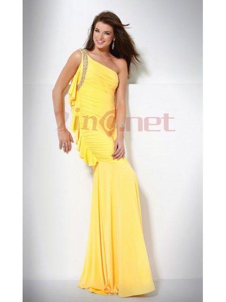Gelbes kleid bachelorette
