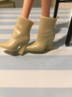 Boots shoes for Fashion royalty FR2 Nu Face 2 poppy parker obitsu 23 27 8FR2-1