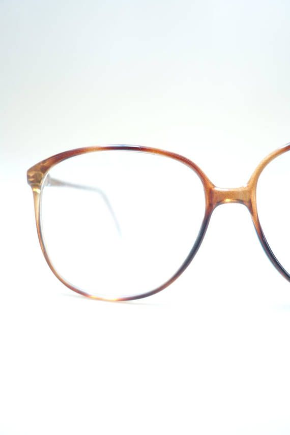 9b21156faa7d2 Vintage French Glasses - Authentic 1980s L Amy Optical Frames - Made ...