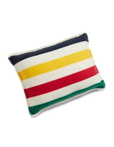 Cozy - Multi Fleece Throw Pillow   Hudson's Bay