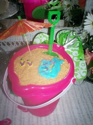 Sand Dessert.