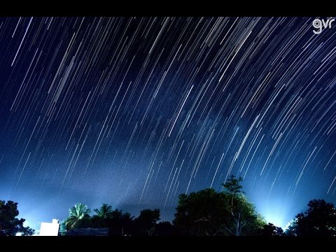 Star Trail Time Lapse