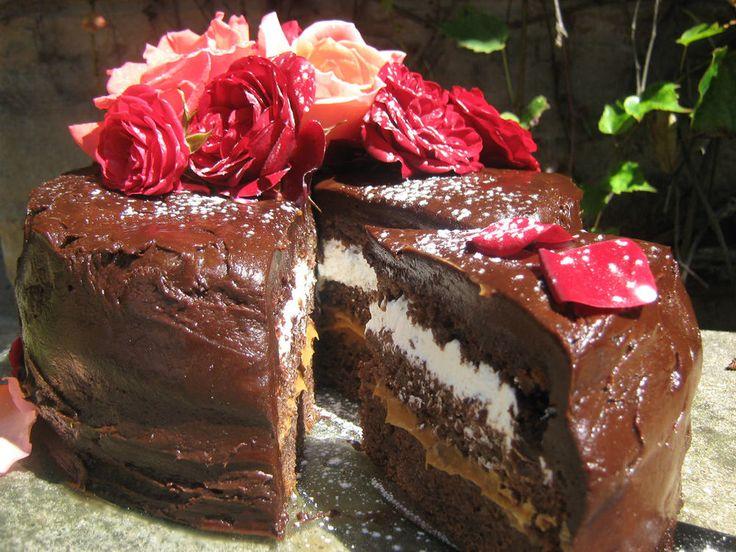 Bar One Chocolate Cake Recipe